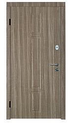 """Вхідні двері """"Портала"""" (серія Комфорт) ― модель Нью-Йорк"""