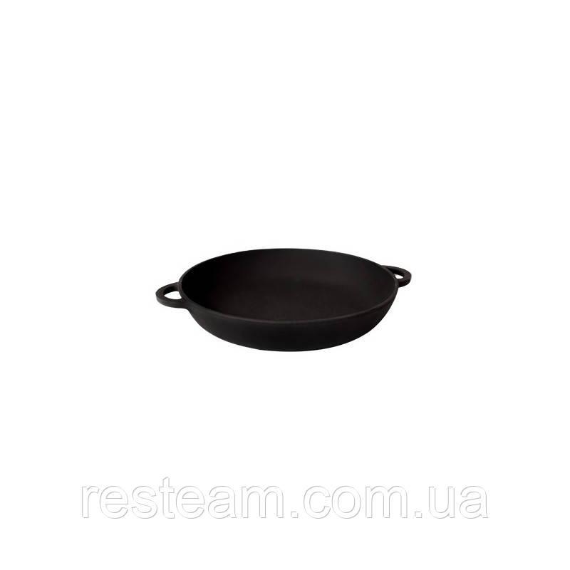 Сковорода чугун порционная 20 см Ситон