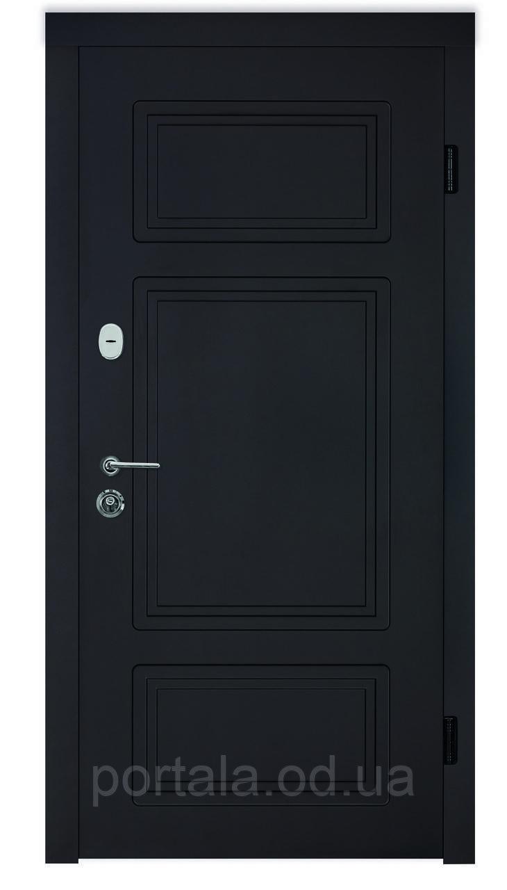 """Вхідні двері для вулиці """"Портала"""" (серія Концепт RAL) ― модель Белфаст"""