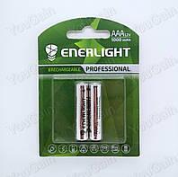 Аккумуляторы Ni-Mh AA 1000 мA/ч ENERLIGHT Professional (реальная емкость)