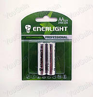 Аккумуляторы Ni-Mh AA 2700 мA/ч ENERLIGHT Professional (реальная емкость)