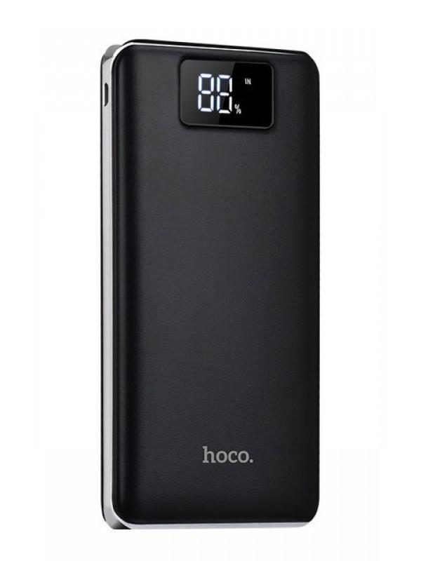 Power Bank c экраном 20000 mah 3 USB (Hoco B23BПортативное зарядное устройство, повербанк)