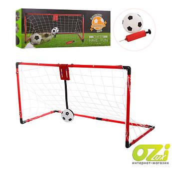 Детские футбольние ворота LSW-L1508 (M 6022)
