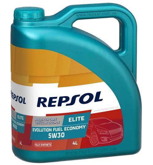 Моторное масло REPSOL ELITE EVOLUTION F. ECONOMY 5W-30 4л