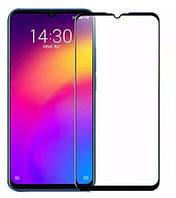 Защитное стекло 2.5D на весь экран (с клеем по всей поверхности) для Meizu Note 9
