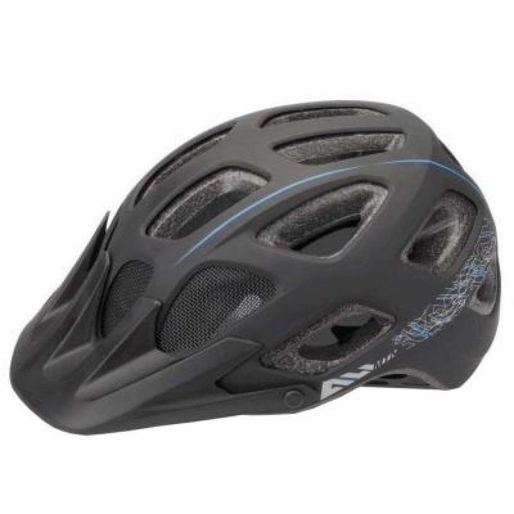 Шлем XLC BH-C21 All MTN, Unisize (54-60cm), черный (2500180080)