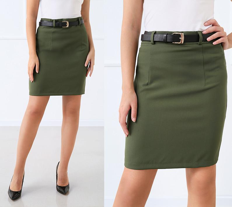 "Женская юбка мини ""Gloss"""