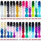 💙💜 Канекалон Омбре фиолетовые оттенки, коса прядь для причёсок 💙💜, фото 7