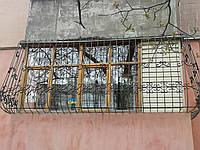 Решетка балконная