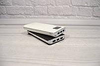 Павербанк Hoco B23B 20000 mAh с экраном (белый) (павер-банкдля телефона. Повербанк), фото 3