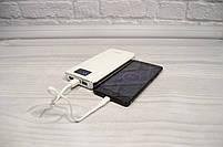 Павербанк Hoco B23B 20000 mAh с экраном (белый) (павер-банкдля телефона. Повербанк), фото 7
