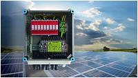 Система захисту для сонячної електростанції