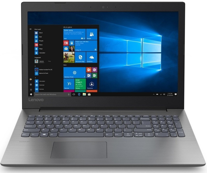 Ноутбук Lenovo IdeaPad 330 (81DE02KGRA)