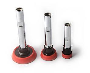 Набор из трёх удлинителей с подложками для роторных полировальных машин