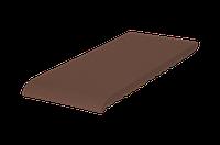 Коричневый натур (03)  подоконник клинкерный, фото 1