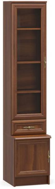 Шкаф витрина 400 Эко Мебель Сервис