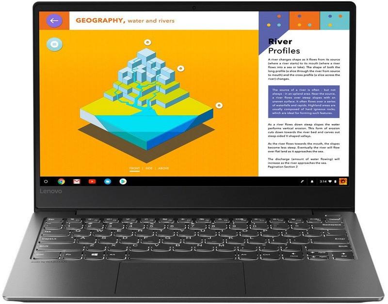 Ноутбук Lenovo IdeaPad S530-13IWL (81J700ERRA) Onyx Black