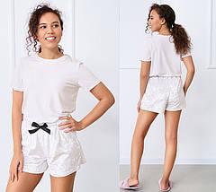 """Велюровые шорты короткие """"Trixi"""", фото 3"""