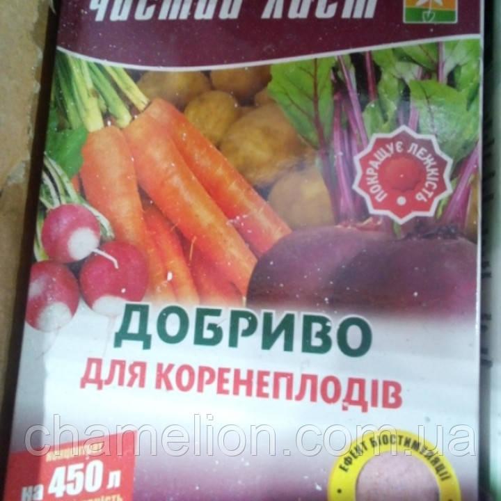Чистий лист добриво для коренеплодів, 300 г (Чистый лист удобрение для корнеплодов, 300 г)
