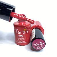 Гель-лак для ногтей Tertio №043