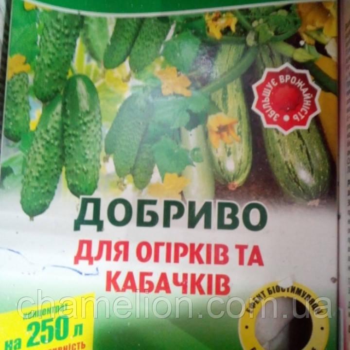 Огурцы кабачки