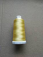 Нитки для машинной вышивки   Madeira Classic №40.  цвет 1135 ( ЖЁЛТЫЙ  ).  по 1000 м, фото 1