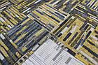 Ковер современный ALMINA 108765 1,6Х2,3 ЗЕЛЕНЫЙ прямоугольник, фото 4
