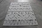 Ковер современный ALMINA 127506 1,6Х2,3 БЕЖЕВЫЙ прямоугольник, фото 2