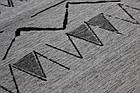 Ковер современный ALMINA 127506 1,6Х2,3 БЕЖЕВЫЙ прямоугольник, фото 5