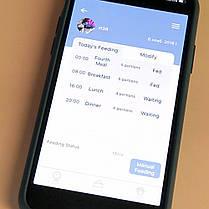 Автоматическая кормушка IFEEDER SMART PRO на Android и iOS, 3 л, фото 2