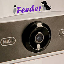 Автоматическая кормушка IFEEDER SMART PRO на Android и iOS, 3 л, фото 3