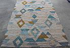 Ковер современный ALMINA 128704 1,6Х2,3 БЕЖЕВЫЙ прямоугольник, фото 2