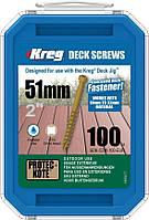 Саморезы для Kreg Deck Jig 50,8мм, 100шт