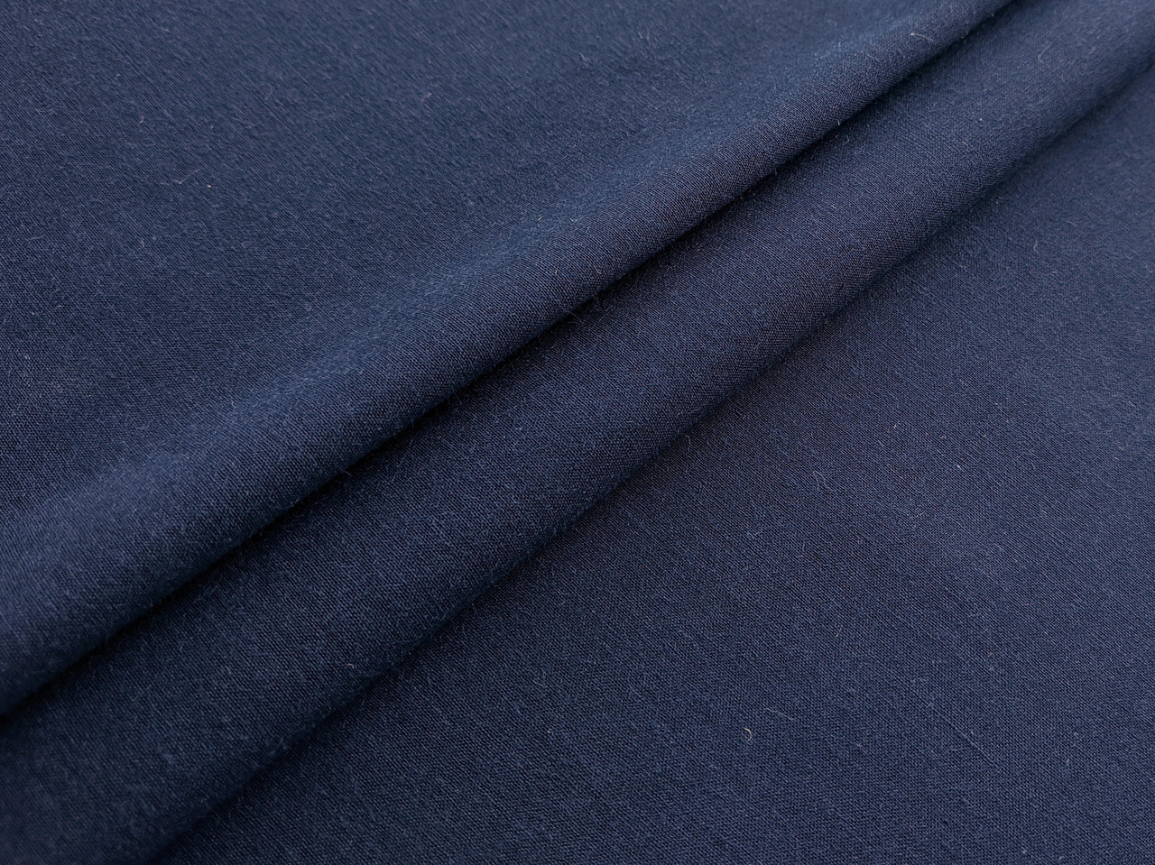 Батист, темно-синий