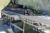 """Мангальный комплекс """"Атар"""" (в черном цвете) стандартная комплектация - Фото"""