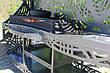 """Мангальный комплекс """"Атар"""" (в черном цвете) стандартная комплектация, фото 2"""