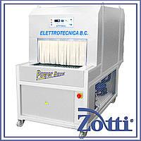 Тоннель для охлаждения с конвейером mod. 486PS. Elettrotecnicabc (Италия)