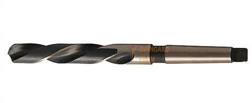Сверло по металлу Р6М5 кон.хв. ф27,0 мм, фото 2