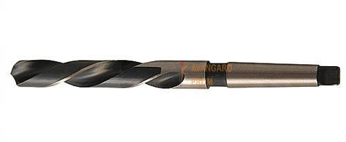 Сверло по металлу Р6М5 кон.хв. ф27,5 мм, фото 2