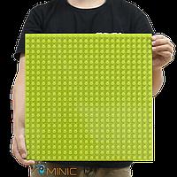 Большая строительная пластина 38.4x38.4 см (24х24точки) для конструктора LEGO Duplo, фото 1