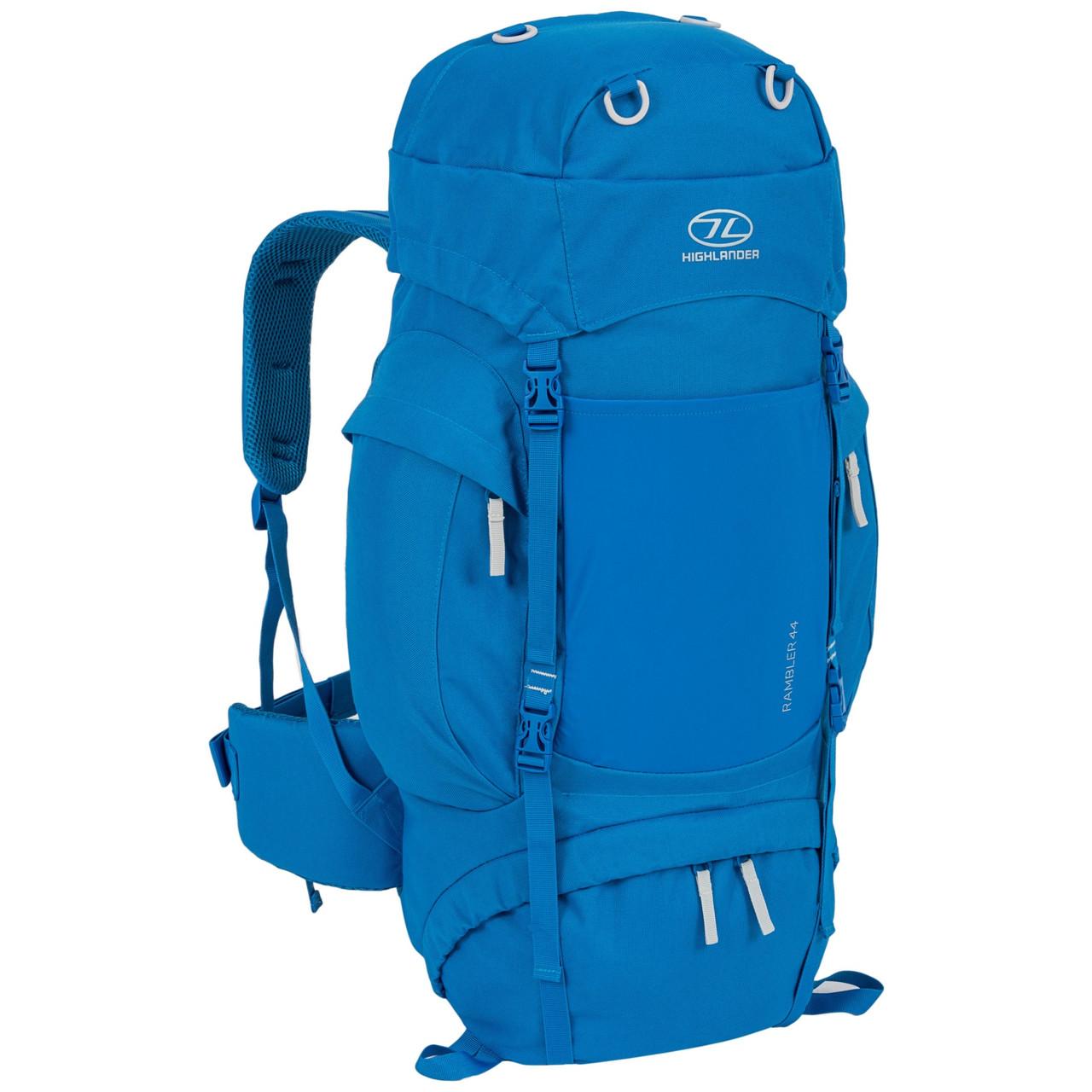 Рюкзак туристический Highlander Rambler 44 Blue