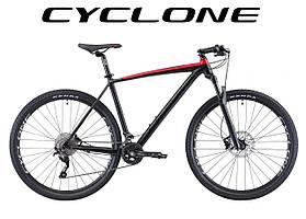 """Горный велосипед найнер CYCLONE MMXX 29"""" 2020"""