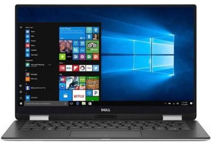 Ноутбук Dell XPS 13 9365 (9365Fi58S2IHD-WSL) Silver