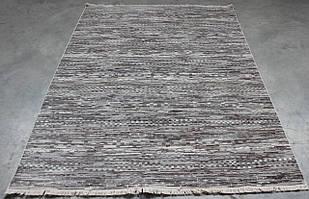 Ковер винтаж SEVEN DAYS 0403 1,6Х2,35 Бежево-серый прямоугольник