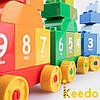 Детский конструктор Keedo DUBIE Building Blocks 83 детали, фото 4