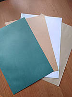Конверт-пакет для документів кольоровий формату А 4. Упаковка/10 шт. Зелений.
