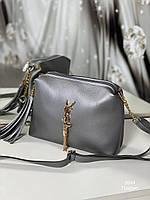 Женский клатч 3944 серебро женские сумочки через плечо Одесса 7 км, фото 1