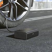 Автомобильный насос компрессор Baseus Smart Inflator Pump, Black