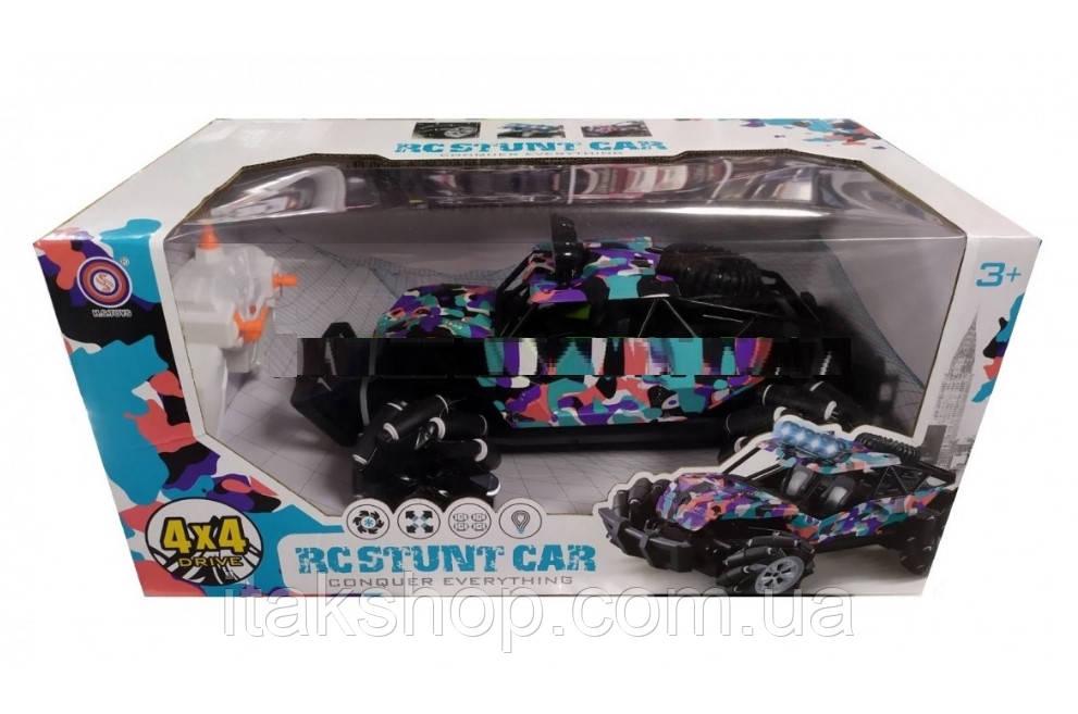 Джип на радіокеруванні RC Stund Car 869-33 Баггі Машинка