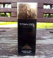 Новинка! Гель для пеніса Titan Gel Gold Титан Гель Голд, фото 1